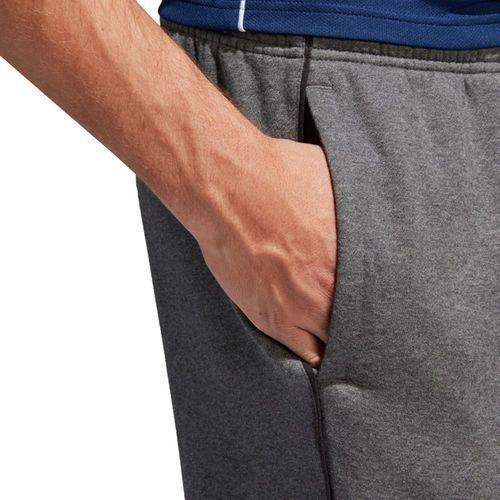 Spodnie bawełniane core 18 sw cv3752 marki Adidas