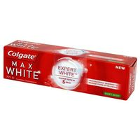 Colgate Max White Expert White wybielająca pasta do zębów smak Soft Mint (Whiter Teeth in 5 Days) 75 ml (7509546064956)