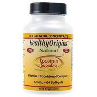 Healthy Origins Tocomin SupraBio (Tokotrienole) 50 mg - 60 kapsułek