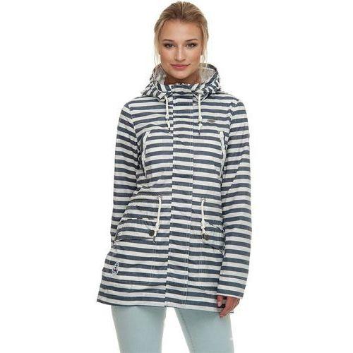 Ragwear Kurtka - barunka stripes navy (navy) rozmiar: xs