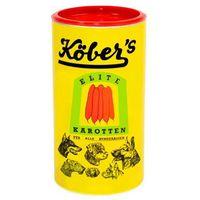 marchew suszona - elite karotten dla psa: waga - 100 g dostawa 24h gratis od 99zł marki Koebers