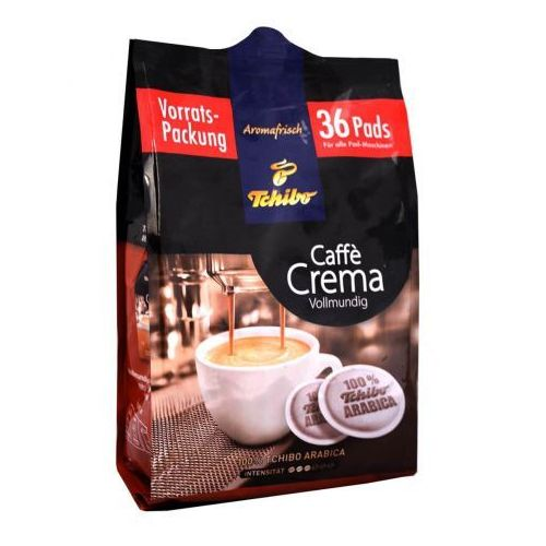 Tchibo caffe crema vollmundig senseo pads 36 szt. (4046234837995)