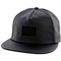 czapka z daszkiem KREW - Refused Co. Slider Black (BLK)