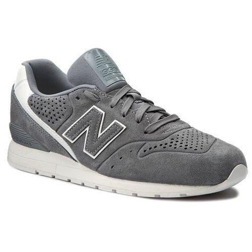 Sneakersy NEW BALANCE  MRL996DY Szary kolor szary