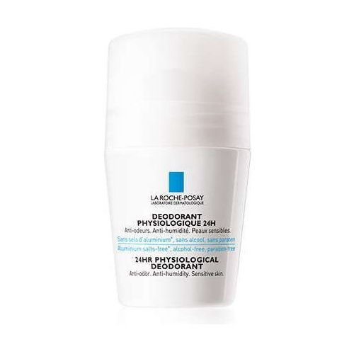 Fizjologiczne ph dezodorant kulka 50ml La roche