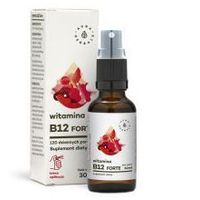 WITAMINA B12 FORTE AEROZOL 30 ML