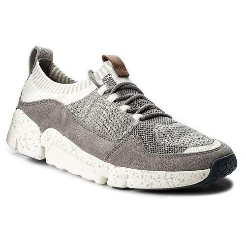 Sneakersy CLARKS - Triactive Knit7 Grey