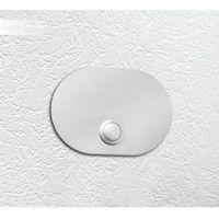 CMD dzwonek do drzwi Stal nierdzewna - Nowoczesny - - CMD - Czas dostawy: od 4-8 dni roboczych (4260045640609)