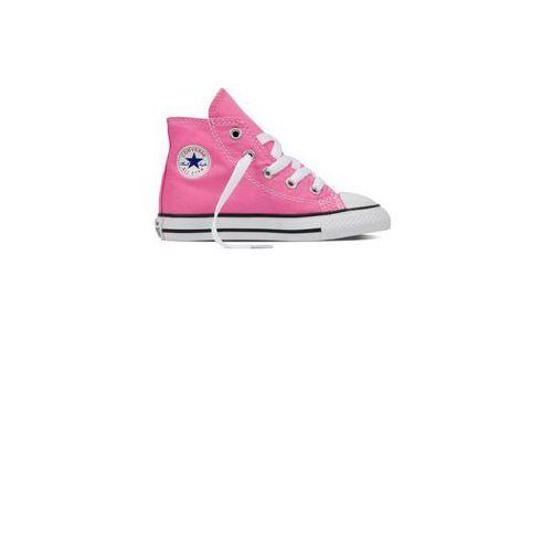 Converse CHUCK TAYLOR ALL STAR Tenisówki i Trampki wysokie pink, 7J234C
