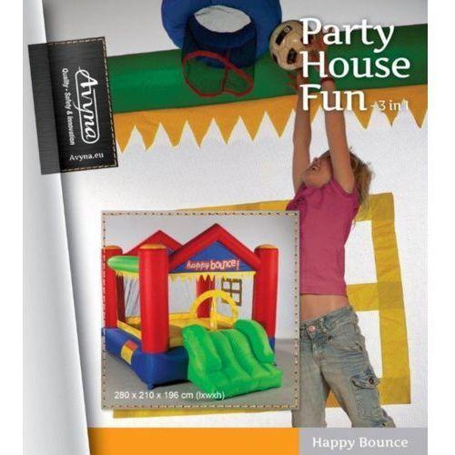 Dmuchany Party House 3w1 - Avyna, AVHB-SK01