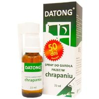 Spray Datong spray do gardła przeciw chrapaniu 22 ml