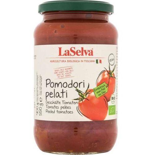 Pomidory pelati bio 550 g - marki Laselva