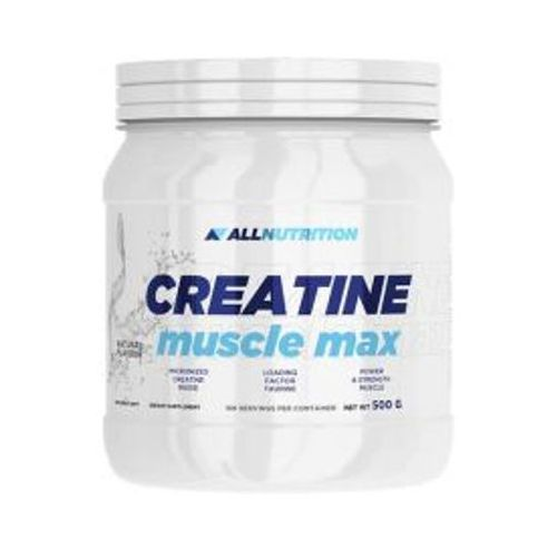 creatine muscle max 500g marki Allnutrition