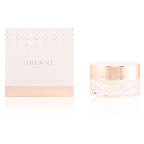 Orlane royale program odmładzający krem pod oczy z mleczkiem pszczelim i złotem (exceptional anti - aging care) 15 ml