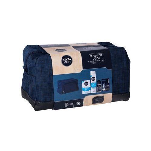 Men sensitive cooling zestaw 100 ml dla mężczyzn Nivea - Promocyjna cena