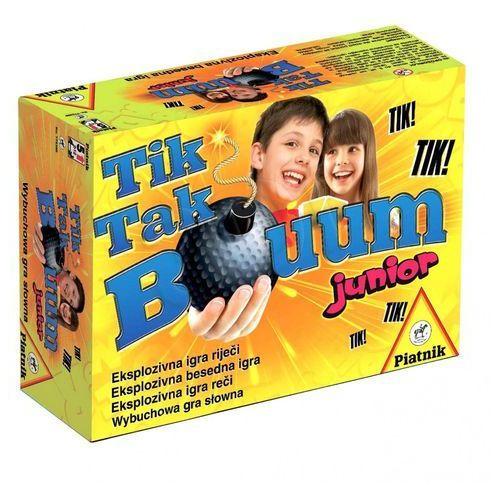 Piatnik Tik tak bum junior (nowe wydanie) (9001890798993)