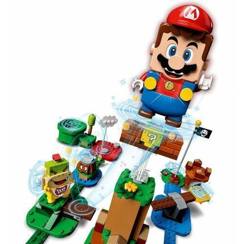 Lego SUPER MARIO Przygody z mario - zestaw startowy adventures with mario 71360
