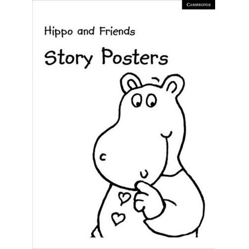 Hippo And Friends 2. Story Posters, Cambridge University Press
