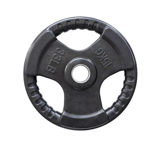 Hms 17034 tok-15 talerz olimpijski ogumowany 15 kg