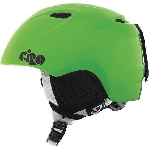 Giro kask narciarski slingshot bright green xs/s (49-52 cm)