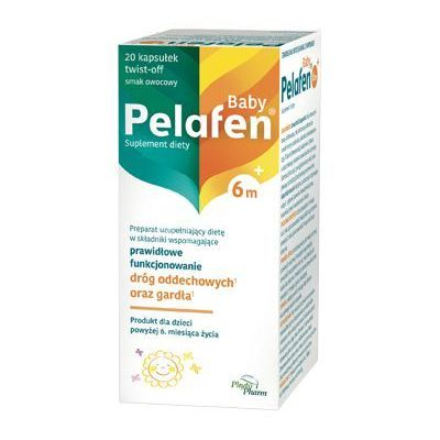 Leki na przeziębienie i grypę PHYTOPHARM Biała Stokrotka