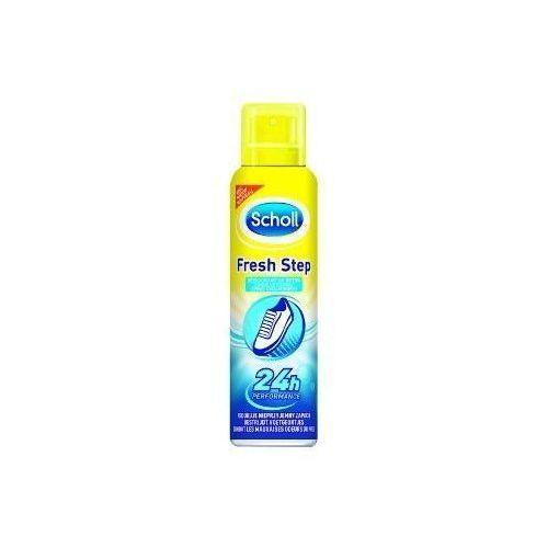 Fresh step dezodorant do butów 150ml Scholl - Najlepsza oferta