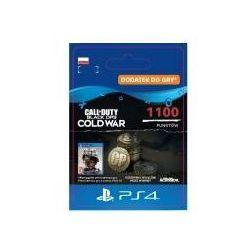 Call of duty: black ops cold war - 1100 punktów [kod aktywacyjny] ps4 marki Sony