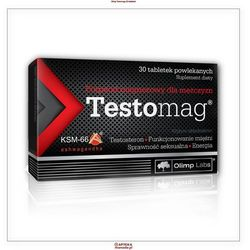Tabletki OLIMP Testomag 30tbl