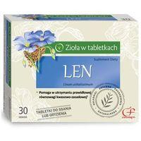 Tabletki Len 30 tabl.