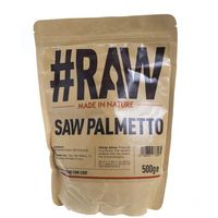 RAW Saw Palmetto (Palma Sabałowa) - 500 g