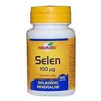 Tabletki Selen 100mcg x 30 tabletek