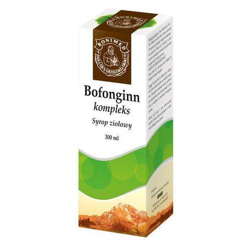 BOFONGINN KOMPLEX Syrop ziołowy - - 300 ml (5908252932900)