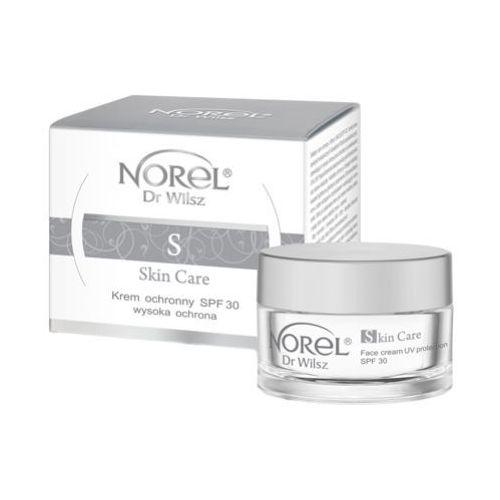Skin care face cream uv protection spf30 krem ochronny spf30 (dk384) Norel (dr wilsz)