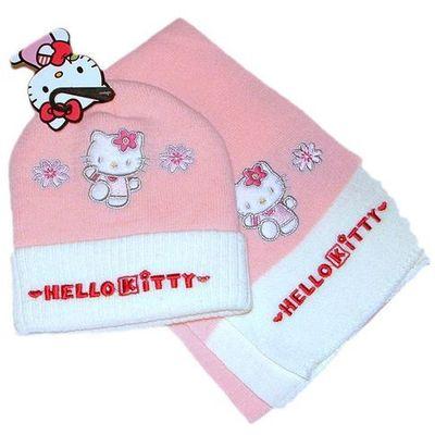 Czapki i nakrycia głowy dla dzieci HELLO KITTY HAPPY-KIDS sklep ubrania licencyjne dla dzieci