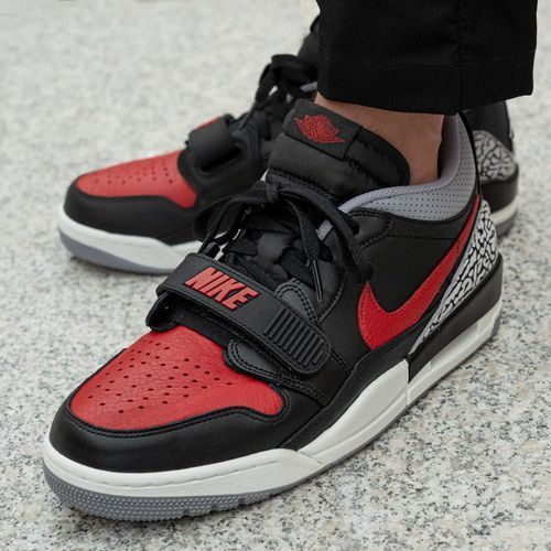 Nike Buty sportowe męskie air jordan legacy 312 low (cd7069-006)