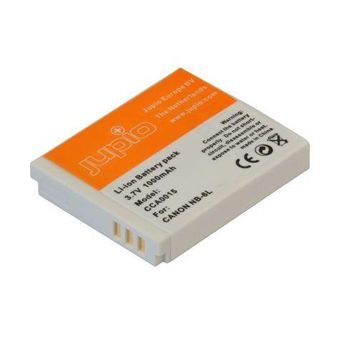 Akumulator JUPIO CCA0015 Canon NB-6L (8717825944915)