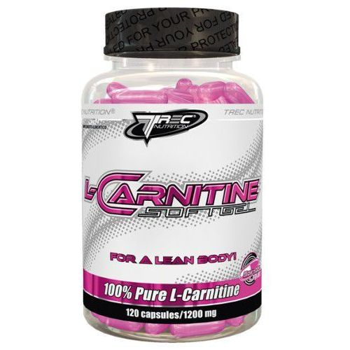 Trec l-carnitine soft gel 60 caps