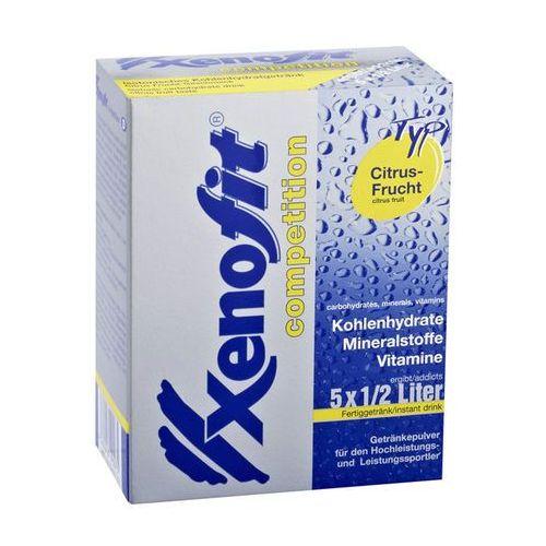 Xenofit competition saszetka napój izotoniczny cytrusowy