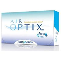 Ciba vision Air optix aqua 3 sztuki