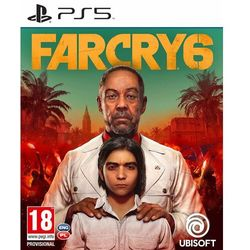 Far Cry 6 PL (PS5)