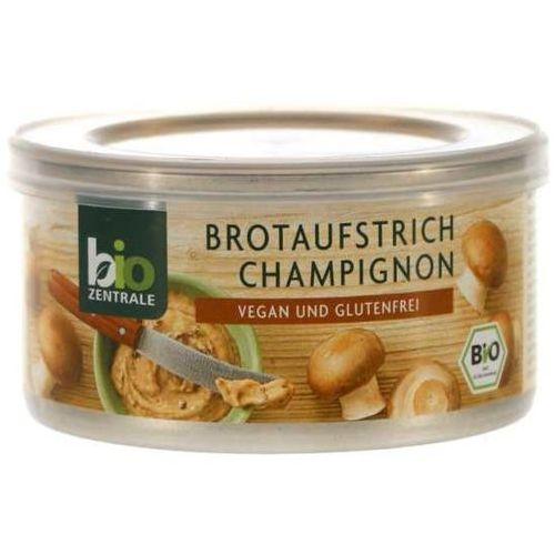 Pasta do Smarowania z Pieczarkami 125g b/g - Bio Zentrale EKO