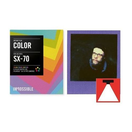 Impossible Color SX-70 Polaroid Color Frame (9120042752307)