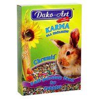 DAKO-ART Chrumiś - pełnowartościowy pokarm dla królików 25kg (5906554353256)