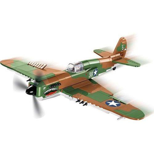 Klocki COBI Historical Collection - amerykański samolot bombowy B-17F Latająca Forteca - Ślicznotka z Memphis