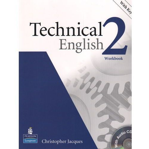 Technical English 2 workbook z płytą CD, oprawa miękka