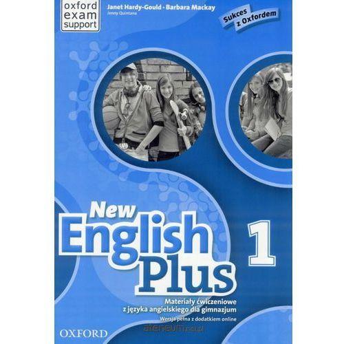 English Plus New 1 Materiały ćw. wersja pełna - Praca zbiorowa, oprawa miękka