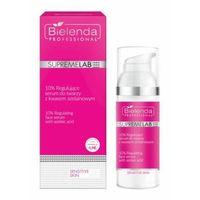 Bielenda Professional SUPREMELAB SENSITIVE SKIN 10% REGULATING FACE SERUM WITH AZELAIC ACID 10% regulujące serum do twarzy z kwasem azelainowym (137528)