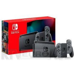 Nintendo switch joy-con v2 (szary) nowy model 2019 nsh006