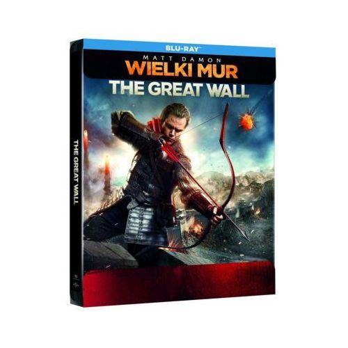 Wielki mur. steelbook (bd) Filmostrada
