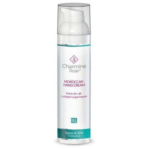 Charmine rose moroccan hand cream krem do rąk z z olejem arganowym (gh2113) - Super oferta
